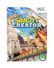 Nintendo Video Games SimCity Creator