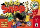 Pokemon Snap (Nintendo 64, 2000) - European Version