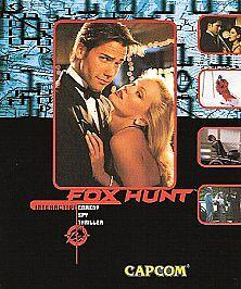 Fox-Hunt-PC-1996-CAPCOM-3-disc-FMV-Game-in-excellent-condition
