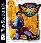 Rival Schools (Sony PlayStation 1, 1998) - European Version