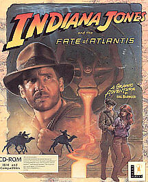 indiana jones atlantis