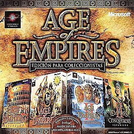 Age of Empires: Collector's Edition  (PC...