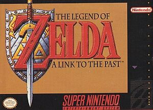 Legend of Zelda: A Link to the Past  (Su...