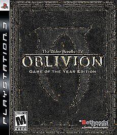 The elder scrolls iv: oblivion 5th anniversary edition is.