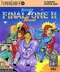 Final Zone II (TurboGrafx-CD, 1990)