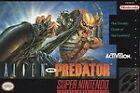 Alien vs. Predator (Super Nintendo Entertainment System, 1993) - Japanese Version