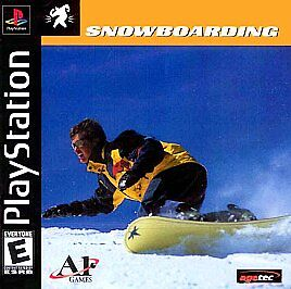Snowboarding-PlayStation-PS1-PSX-PSOne