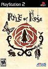Rule of Rose (Sony PlayStation 2, 2006)