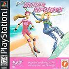 Barbie Super Sports (Sony PlayStation 1, 2000)