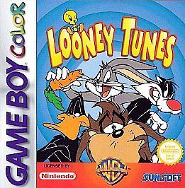 Looney tunes nintendo game boy color 1999 ebay voltagebd Images