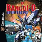Bangai-O Sega Dreamcast Video Games