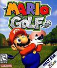 Mario Golf (Nintendo Game Boy Color, 1999)