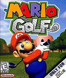 mario golf game boy