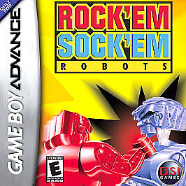 Rock 'Em Sock 'Em Robots  (Nintendo Game...