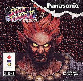 Super Street Fighter II Turbo (3DO, 1994)