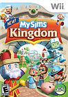 MySims Kingdom (Nintendo Wii, 2008)