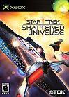 Star Trek: Shattered Universe (Microsoft Xbox, 2004)