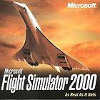 Microsoft Flight Simulation Video Games