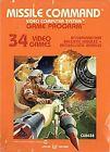 Missile Command (Atari 2600, 1981)