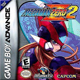 Mega Man Zero 2 (Nintendo Game Boy Advance, 2003) for sale online | eBay