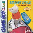 Stuart Little: The Journey Home (Nintendo Game Boy Color, 2001)