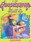 Goosebumps - How I Got My Shrunken Head (DVD, 2005)