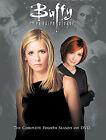 Buffy the Vampire Slayer - Season 4 (DVD, 6-Disc Set, Repackaged Full Frame)