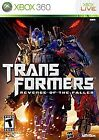 Transformers: Revenge of the Fallen [Starscream Code]  (Xbox 360, 2009) (2009)
