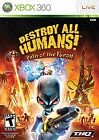 Destroy All Humans Path of the Furon (Microsoft Xbox 360, 2008)