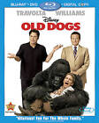 Old Dogs (Blu-ray/DVD, 2010, 3-Disc Set, Includes Digital Copy)