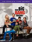 The Big Bang Theory: The Complete Third Season (DVD, 2010, 3-Disc Set) (DVD, 2010)