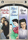 Elizabeth Taylor - Hollywood Legends - Life With Father/Fathers Little Dividend/The Last Time I Saw Paris (DVD, 2004)