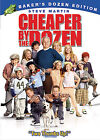 "Cheaper by the Dozen (DVD, 2009, Widescreen ""Special Edition""; Movie Cash)"