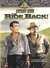 The Ride Back! (DVD, 2009)