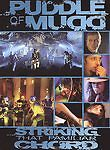 DVD Puddle of Mudd - Striking That Familiar Chord (DVD, 2005) NEW SEALED