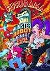 Futurama - Monster Robot Maniac Fun Collection (DVD, 2005, Canadian; Full Frame)