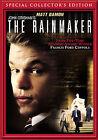 The Rainmaker (DVD, 2007, Collectors Edition Widescreen)