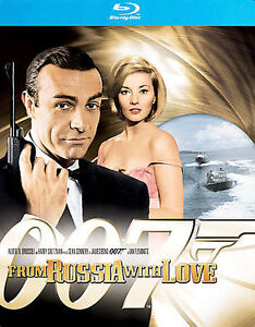 From Russia with Love (Blu-ray Disc, 2008) New