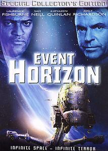 Event Horizon Dvd 2006 2 Disc Set Collectors Edition Ebay