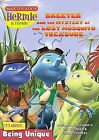 Skeeter And The Mystery of the Lost Mosquito Treasure (DVD, 2009)
