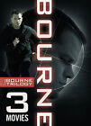 The Bourne Trilogy (DVD, 2008, 3-Disc Set)