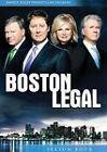 Boston Legal - Season 4 (DVD, 2008, 5-Disc Set)
