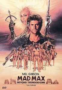 Mad Max Beyond Thunderdome - Mel Gibson, Tina Turner - DVD NEW  - $2.75