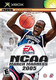 NCAA-March-Madness-2005-Xbox-2004-2004
