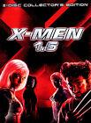 X-Men (DVD, 2003, 2-Disc Set, X-Men Collectors Edition)