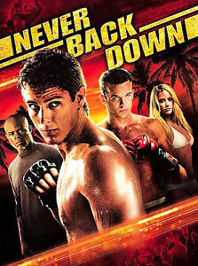 Never Back Down (DVD, 2008)