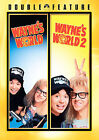 Double Feature - Wayne's World/Wayne's World 2 (DVD, 2007, 2-Disc Set, Special Edition; Checkpoint)