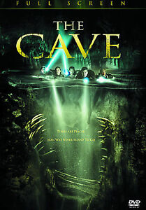 The-Cave-DVD-2006-PIPER-PERABO-HORROR-THRILLER-MINT-DISC-W-INSERT