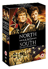 North-And-South-The-Complete-Collection-NEW-SEALED-Fast-Post-UK-STOCK-Top