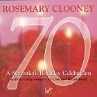 70: A Seventieth Birthday Celebration by Rosemary Clooney (CD, Jul-1998, Concord Jazz)